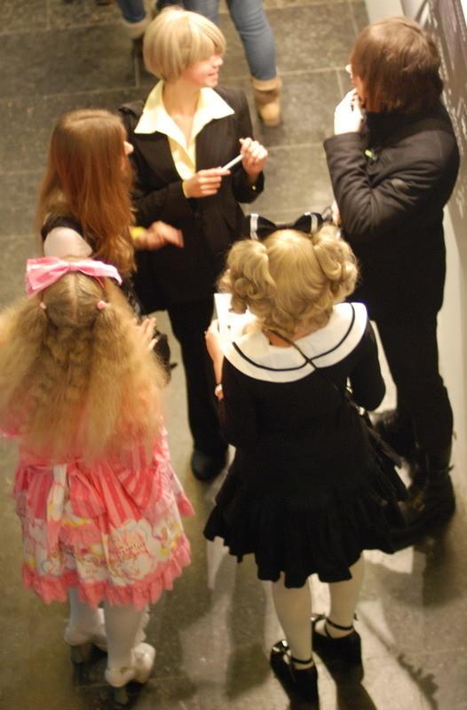 Фестиваль японской культуры J-fest 2011. Изображение № 3.