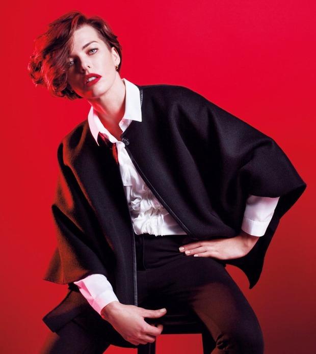 Вышли новые кампании Gucci, I am, Marella, Miu Miu, SLP и Versus. Изображение № 22.