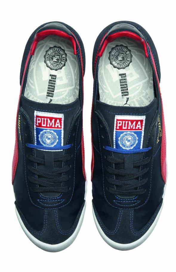 Puma Roma x Franklin & Marshall. Изображение № 7.