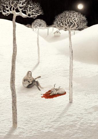 Изображение 66. Сказки на ночь от Лизы Эванс (Lisa Evans).. Изображение № 7.
