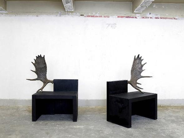Фэшн-дизайнеры создают мебель. Изображение № 15.