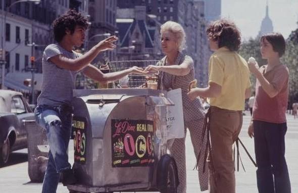 Хиппи-рынок в 70-е. Изображение № 5.