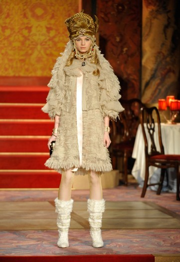 Россия глазами Chanel. Изображение № 5.