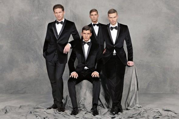 Dolce & Gabbana Mens FW 2010. Изображение № 4.