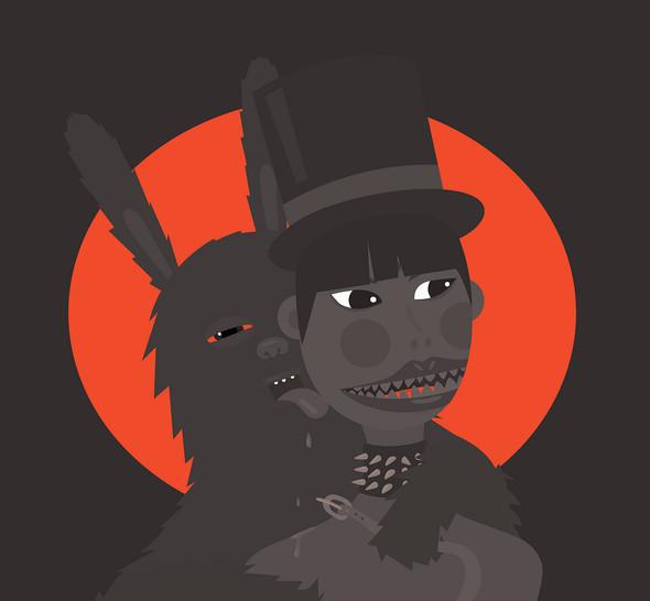 Гоу Гоу Зомби! - Иллюстратор из Санкт-Петербурга. Изображение № 9.
