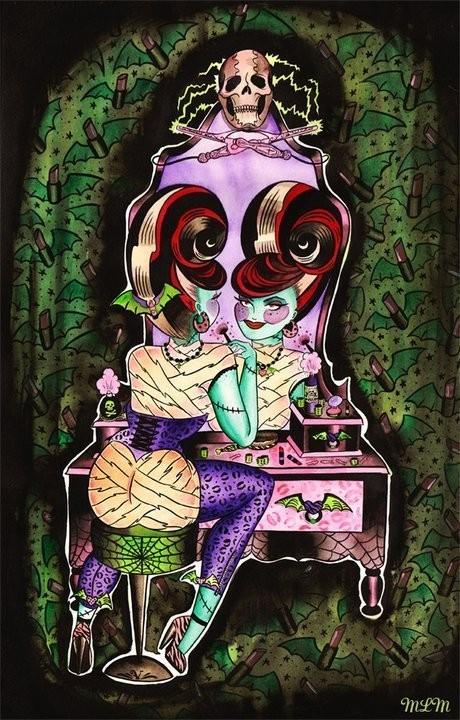 Изображение 12. Маленькие Мамочкины Монстры от Emily Thomas.. Изображение № 17.