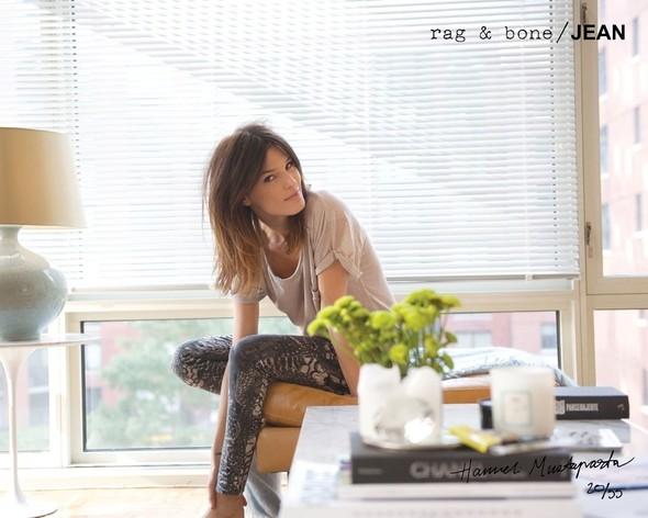 Кампания: Ханнели Мустапарта для Rag & Bone. Изображение № 45.