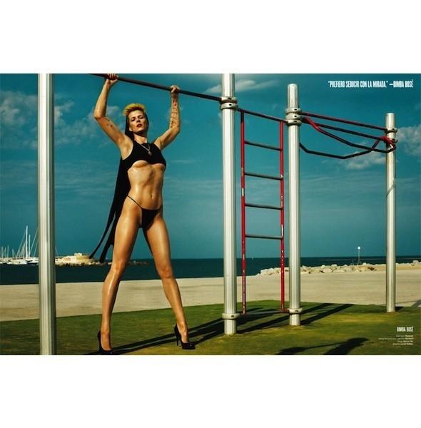 5 новых съемок: Dossier, Elle, V и Vogue. Изображение № 25.
