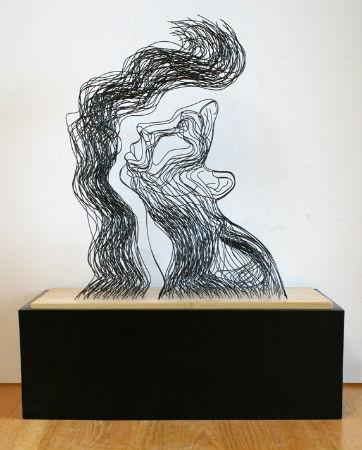 10 художников, создающих оптические иллюзии. Изображение №36.