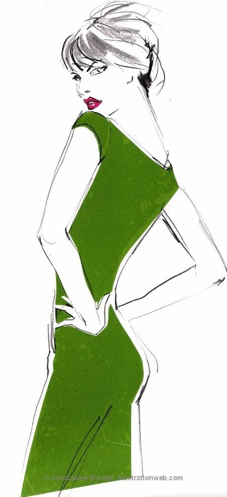 Иллюстратор Жаклин Биссет. Изображение № 40.