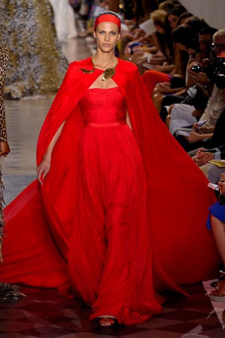 Изображение 1. Giambattista Valli Haute Couture FW 2011.. Изображение № 1.