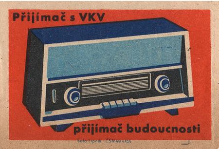 60s Again принты наспичечных коробках. Изображение № 24.