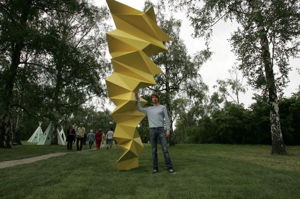 Открылся фестиваль современной скульптуры Kyiv Sculpture Project. Изображение № 6.