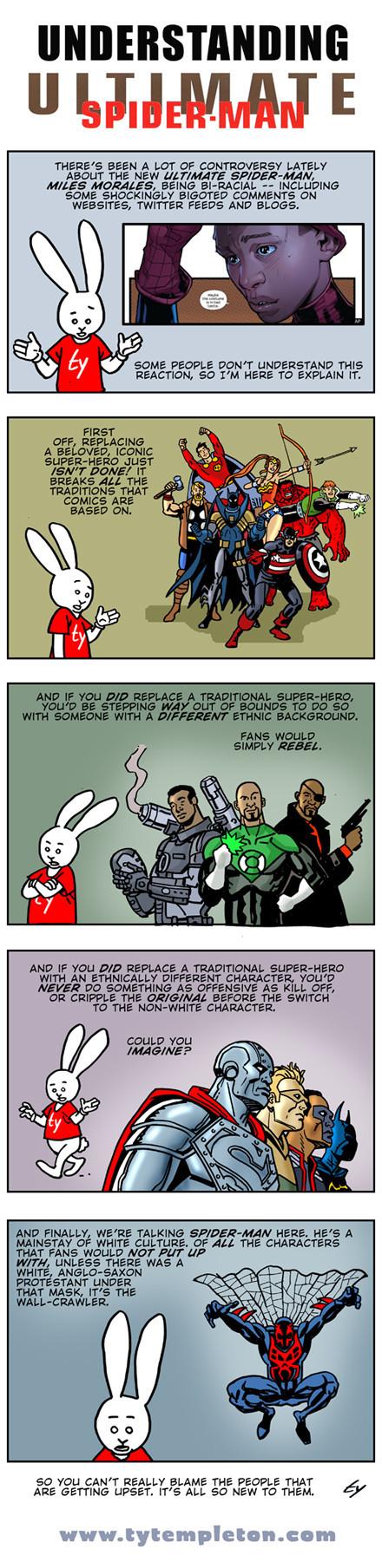 """""""Темные"""" времена для супер-героев. Изображение № 2."""