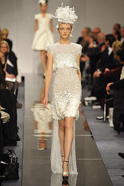 Chanel Spring 2009 Haute Couture. Изображение № 52.