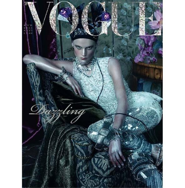 Изображение 2. Обложки Vogue: Австралия, Италия, Латинская Америка и Турция.. Изображение № 2.