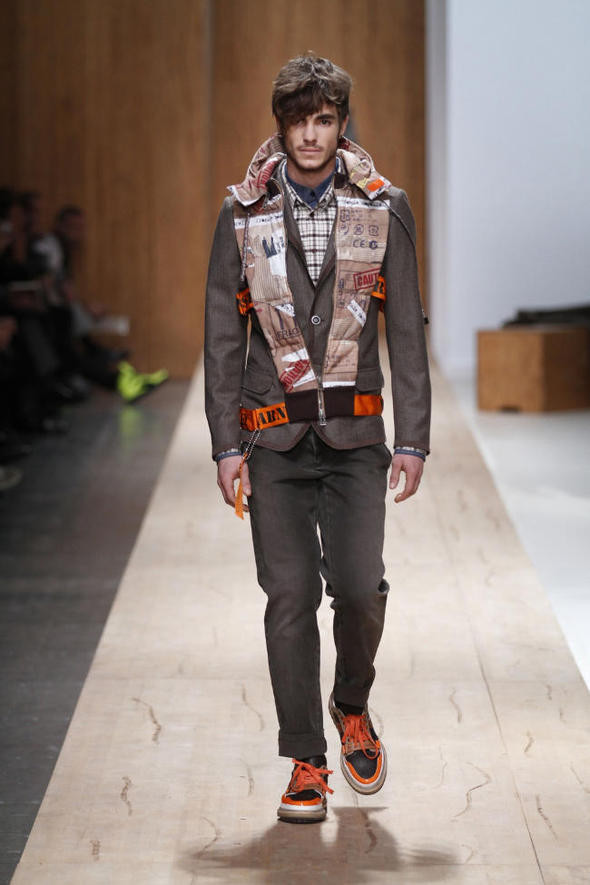 Изображение 37. Milan Fashion Week. Часть 2.. Изображение № 37.