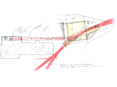 Архитектурные акварели стивена холла. Изображение № 26.