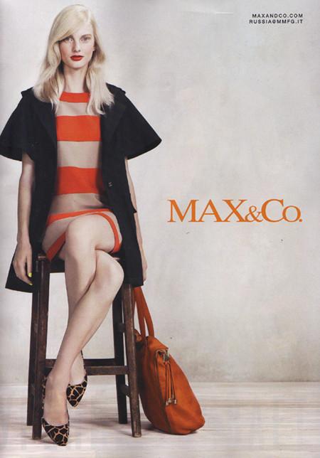 Превью кампаний: Lanvin и Max & Co. Изображение № 2.