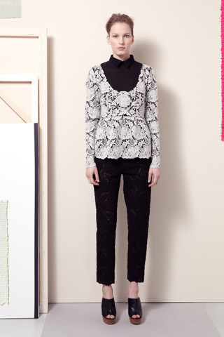 Stella McCartney Pre-Fall 2012. Изображение № 31.