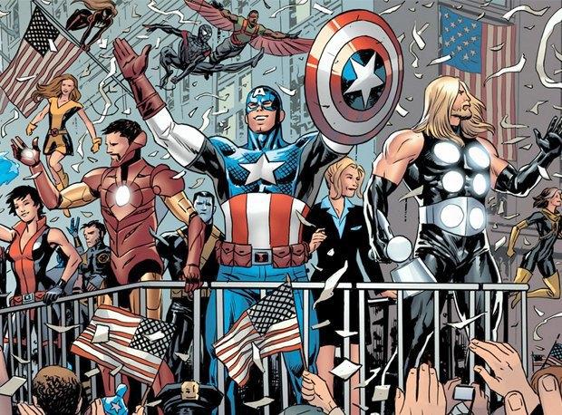 10 лучших комиксов про Капитана Америку. Изображение № 19.