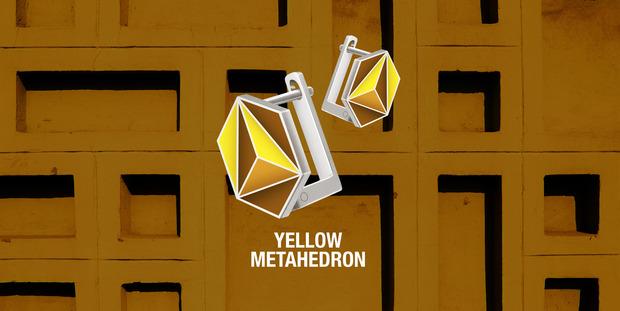 METAHEDRONовая коллекция и лукбук от дизайнера украшений MonkeyTV. Изображение № 4.
