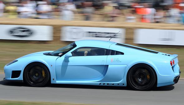 Goodwood Festival of Speed. Изображение № 11.