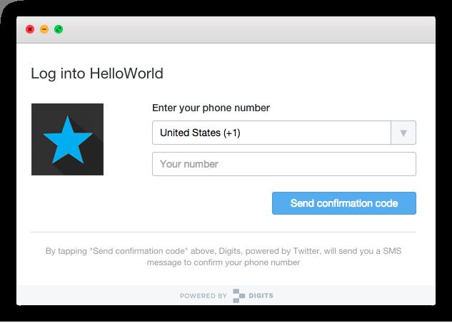 Twitter выпустил приложение-«убийцу» паролей. Изображение № 1.