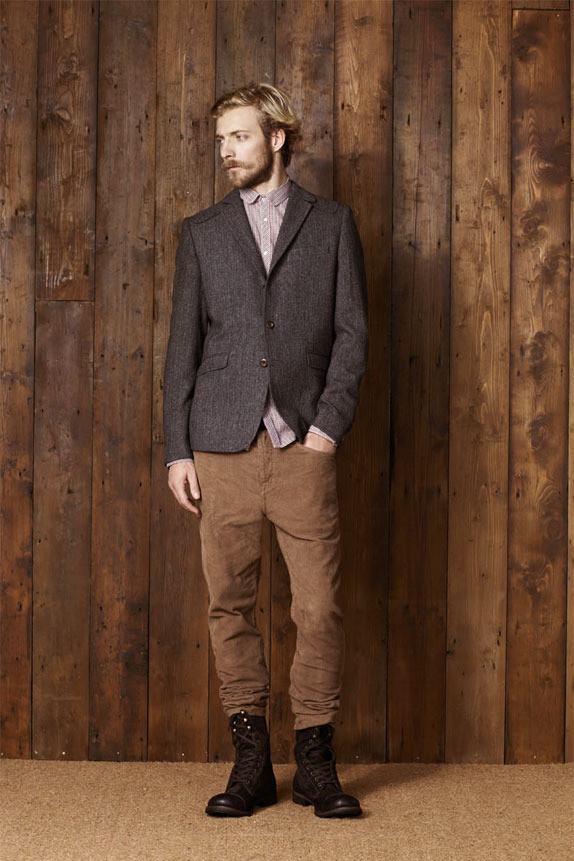 Ben Sherman Lookbook AW11. Изображение № 18.