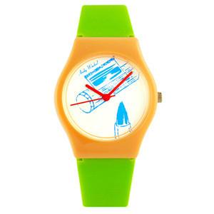 Кварцевые часы. Изображение № 15.