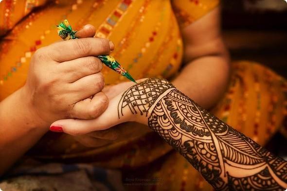 Надя иЧаранджит – Индийская сказка. Изображение № 11.