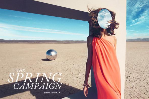Кампания: Diane von Furstenberg SS 2012. Изображение № 7.