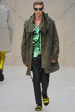Неделя мужской моды в Милане: День 1. Изображение № 4.