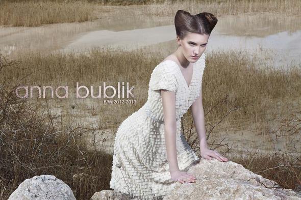 Рекламная компания Anna Bublik F/W 2012-2013. Изображение № 4.