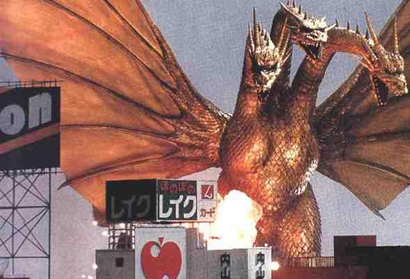 B-Movies: Godzilla! Самый популярный монстр кино. Изображение № 10.