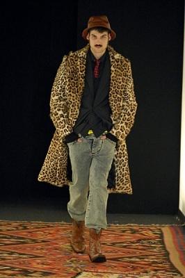 Milan Fashion week Летаргия Ferre и«таджикский гламур. Изображение № 13.