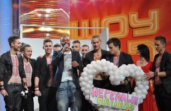 Украинский Boy Band «НЕРЕАЛЬНЫЕ» покоряет российского радиослушателя!. Изображение № 1.