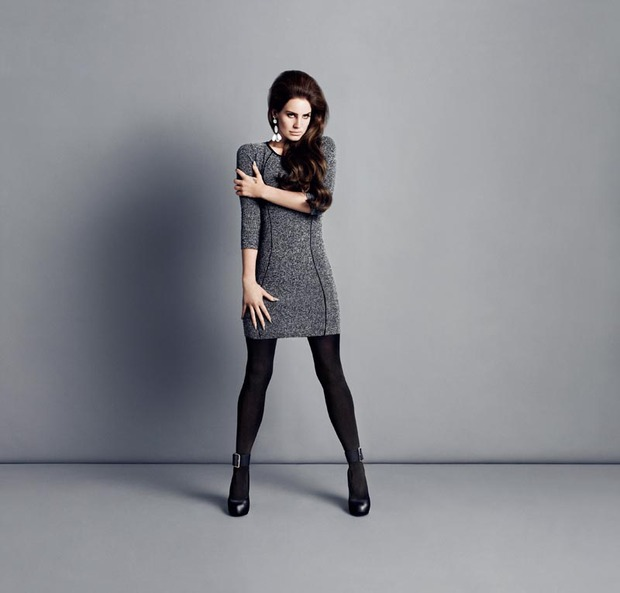 Лана Дель Рей стала лицом H&M. Изображение № 8.