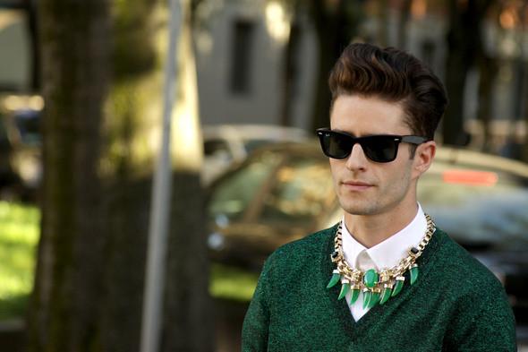 Изображение 26. Milan Fashion Week в деталях: день 2.. Изображение № 25.