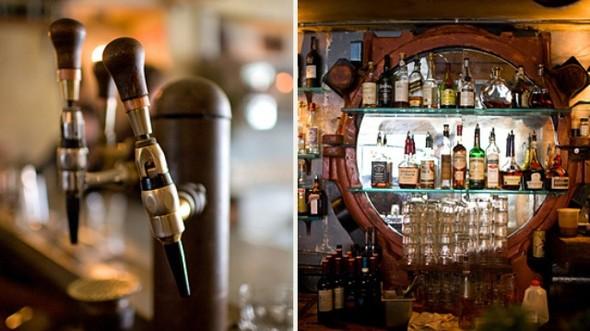 Под стойку: 15 лучших интерьеров баров в 2011 году. Изображение № 86.