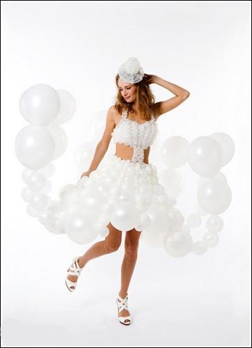 Daisy Balloon – модельер пошарикам. Изображение № 4.