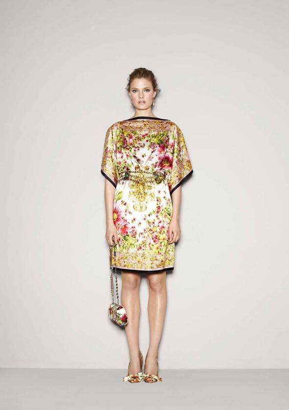 Лукбук: Dolce & Gabbana FW 2011 Women's. Изображение № 23.