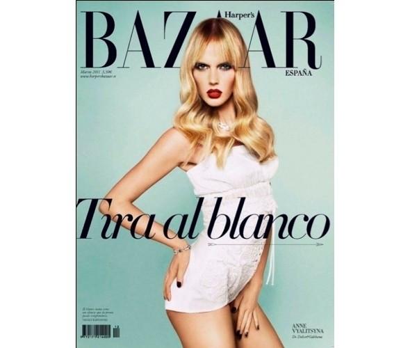 Изображение 15. Коллекция Dolce & Gabbana SS 2011 появилась на 42 обложках журналов.. Изображение № 21.
