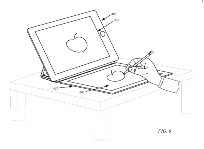 Apple может представить чехол-клавиатуру для iPad 5. Изображение № 2.