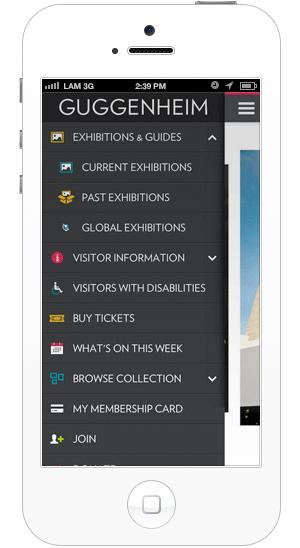 МоМА, Эрмитаж, Музей Гуггенхайма и другие музеи с полезными приложениями. Изображение № 10.