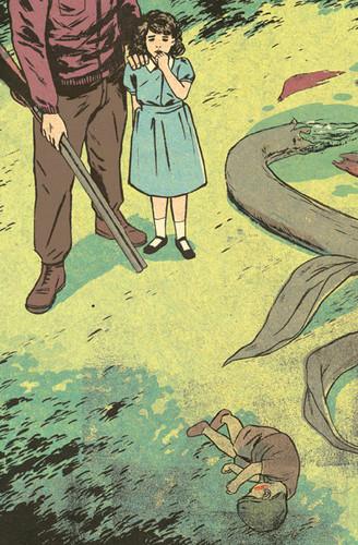 Изображение 4. Иллюстратор: Патрик Леджер.. Изображение № 3.