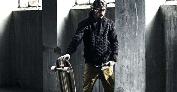 Лукбук: Лимитированная мужская коллекция Bershka FW 2011. Изображение № 6.