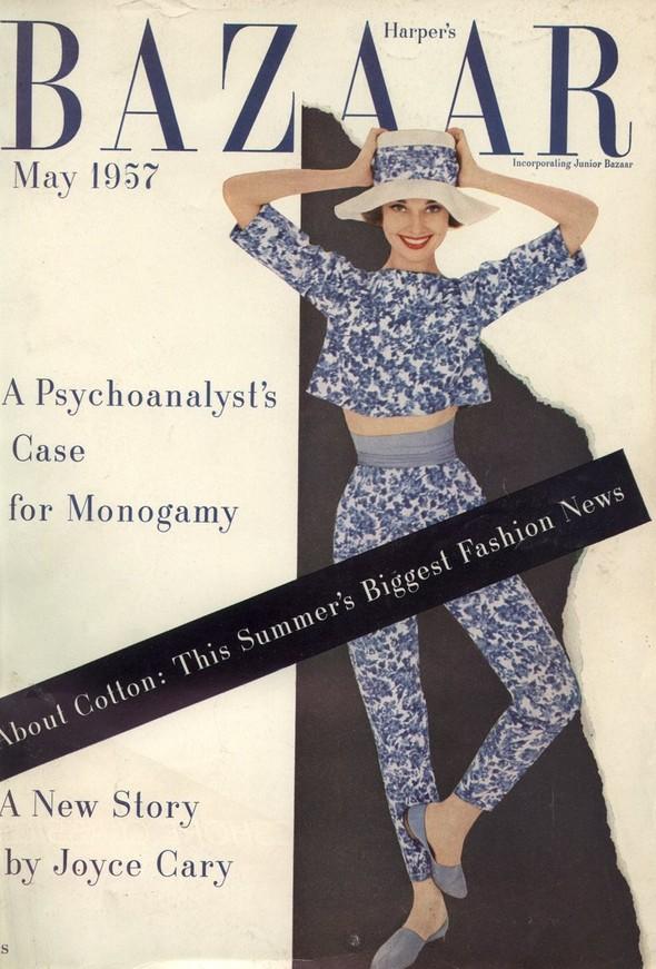 Архивная съёмка: Одри Хепберн в объективе Ричарда Аведона. Изображение № 1.