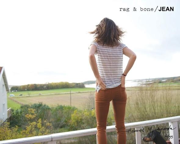 Кампания: Ханнели Мустапарта для Rag & Bone. Изображение № 54.
