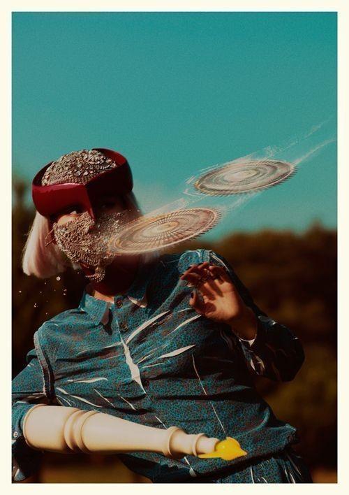 Изображение 8. Концептуальный лукбук Undercover SS 2011.. Изображение № 8.